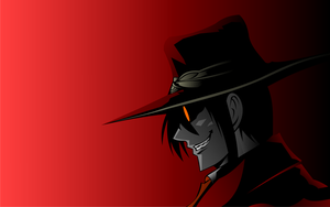 Alucard Widescreen by DanMed