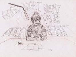 The Voice of Night Vale by sadieB798