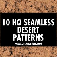 Arid Desert Seamless Patterns by Grasycho