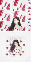 [GRAPHIC] TaeYeon- Red Cherry by Syaoran-Ngo