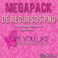 Megapack De Pngs by fulfillmydreams
