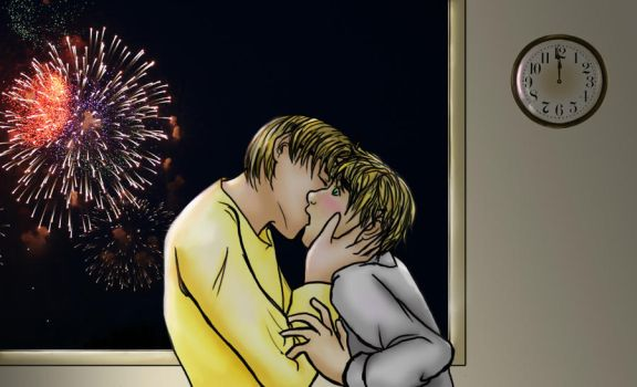 USUK New Year by Tenshi05
