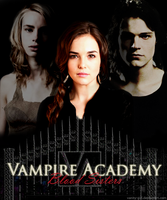 Vampire Academy Movie: Blood Sisters by Vanity-Girl