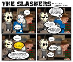 The Slashers 4 by crashdummie