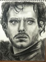Robb Stark by WoWLinry