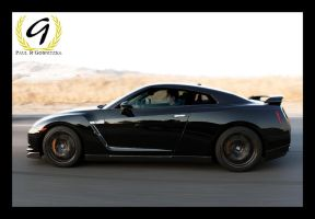 Nissan GTR by MidEngine4Life