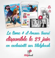 Amour Sucre 4 Plan de Vol  - SlidyBook by xiannustudio