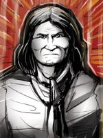 Geronimo by mythicartistry