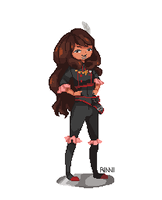 Pixel Commission: Mojomito by rinniArt