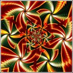 UF Chain Pong 522 - Poinsettia Dance by Ksm17