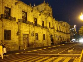 Guadalajara at night by lnp