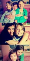 I and my bff's cousins by xxIgnisxx