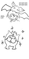 To find a spirit- omake thingy by MistyLake