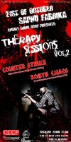 Therapy Sessions Vol.2 Flayer by Dimitridze