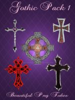 Gothic Pack 2 Png by kayshalady