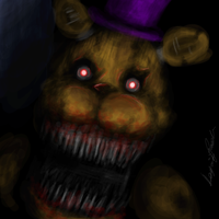 Five Nights at Fuck this Shit by LupinzPack