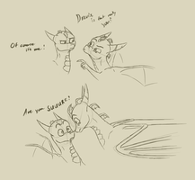 Sure i've been gone for a while, but jeez... by w0lfix