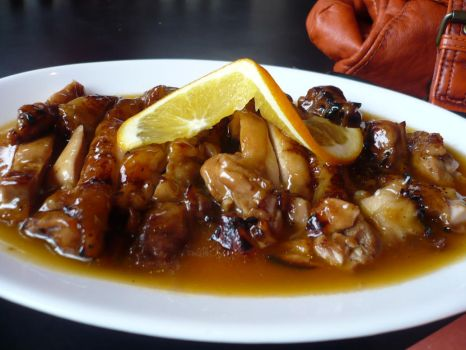 Chokey Chicken with honey by TheFellowship01