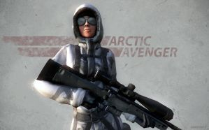 Female Arctic Avenger by Mmoose