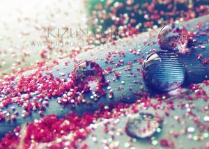 Glitter and Droplets by Kizuna-chan