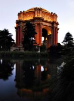 Palace of Fine Arts by maxlake2