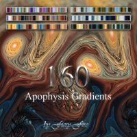 Apophysis Gradients - pk7 by Fiery-Fire