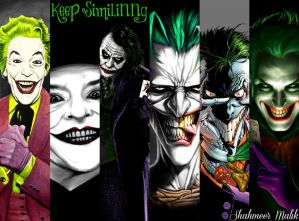 The Various Amazing Jokers