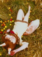 Spice and Wolf - Horo Holo Cosplay - Apples by K-I-M-I