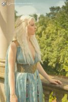 Daenerys in Qarth by SilverKhaleesi