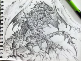 Dragonos by Aosk26