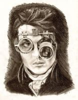 Johnny Depp-Sleepy Hollow by Ashlee751