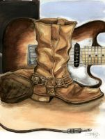 Boots. by belligerent