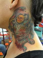 zombie by justinstattoos