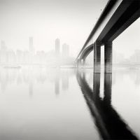 Chongqing Bridge by xMEGALOPOLISx