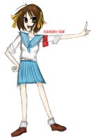 PD: Haruhi-ISM by jknozmo