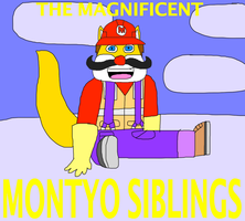 Magnificent Montyo Siblings by jacobyel