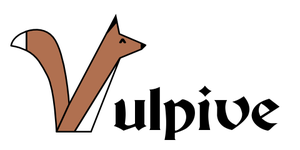 Vulpive logo by pifactorial