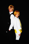 Two blond guys are better than one - Durarara by midshipman-lace