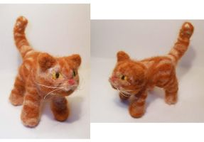 Ginger Tabby by StCoraline