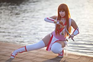 Ready to fight - Kasumi [C2] by Ama-la