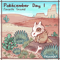 Pokecember Day 1 by Paleona