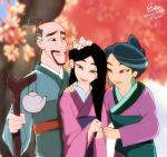 Mulan True love collection by Esther-fan-world