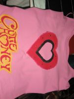 Cutie Honey t-shirt by crimsontriforce