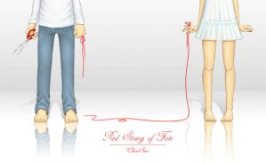 Red String of Fate - complete by ChuuStar