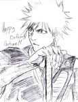 Happy b day for Gakian11! by ConspicioPotenStilus