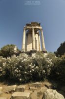 Temple of Vesta by erman-y