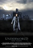 Underworld New Dawn Poster by Emmy-has-a-Gun