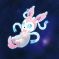 Sylveon by cystemic