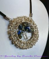 Tree of Life and Chainmaille by sanikicreations