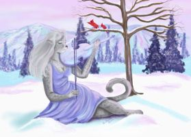 Winter Melodies by PixlPhantasy